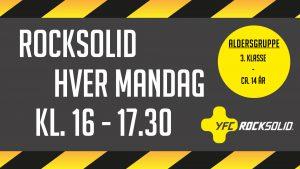 Rock Solid @ København | Danmark
